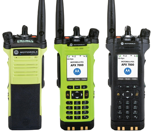 apx7000-group Motorola™ P25 Portable and Mobile Radios