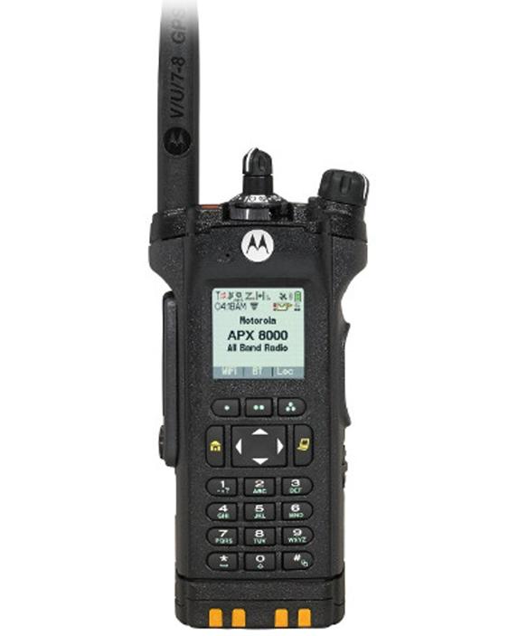 apx_8000_blk Two Way Radios