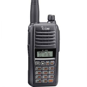 icom-a16-gallery-side-view-300x300 iCOM Land Mobile, Marine, Satellite, Air to Ground Radios
